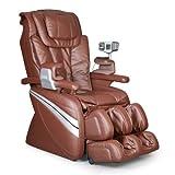 Cozzia 366 Robotic Massage Chair - Brown