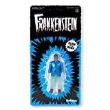 SUPER7 Universal Monsters Frankenstein Glow in The Dark Reaction Figure - NYCC 2019 Exclusive
