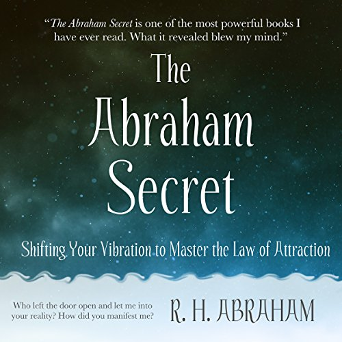 The Abraham Secret audiobook cover art