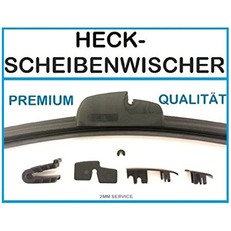 30cm 12 Heckwischer Heckscheibenwischer 300mm Scheibenwischer Auto