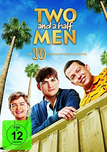 Two and a Half Men - Die komplette zehnte Staffel [3 DVDs]