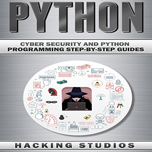 Python: Cyber Security and Python Programming audiobook cover art