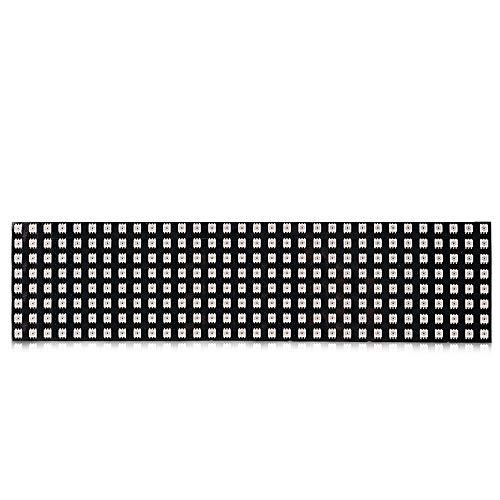 XueQing Pan 8 * 32cm WS2812B 256 Pixels Digitale 5050 RGB Dream Color Geprogrammeerde LED Module Strip DC5V