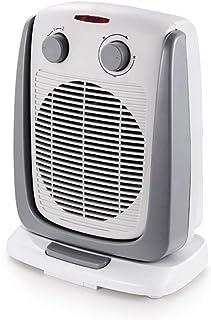 Radiador eléctrico MAHZONG Calentador de Invierno Oficina en casa Baño Calefacción Rápido Ahorro de energía -2000W