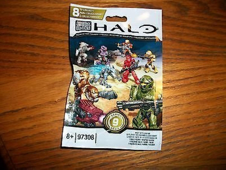 Halo Megabloks Micro Action Figures Series 9