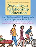 Sexuality and Relationship Education for Children and Adolescents With Autism Spectrum Disorders