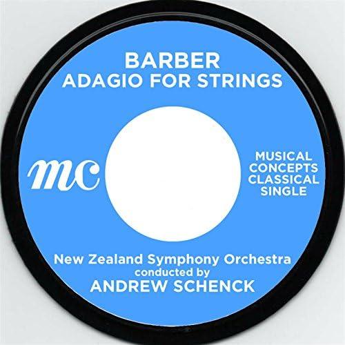 Andrew Schenck & New Zealand Symphony Orchestra