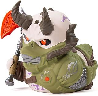 TUBBZ Doom Marauder - Figura de pato de goma coleccionable - Producto oficial de Doom - Edición limitada única coleccionistas regalo de vinilo