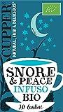 Cupper Tisana Biologica Snore and Peace (confezione da 20 bustine)