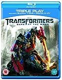 Transformers: Dark of the Moon [Blu-ray + DVD] [2011] [Region Free]