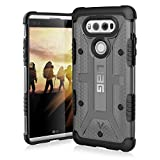 UAG LG V20 Plasma Feather-Light Rugged [ASH] Military Drop Tested Phone Case