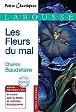 Les Fleurs du Mal (Petits Classiques Larousse) - Format Kindle - 2,99 €