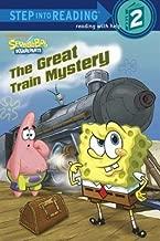 The Great Train Mystery (Spongebob Squarepants)[GRT TRAIN MYST (SPONGEBOB SQUA][Paperback]