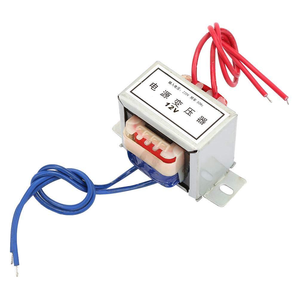 Step Down Voltage Convertor Power Transformer 220V Input Voltage to 12V Output Voltage