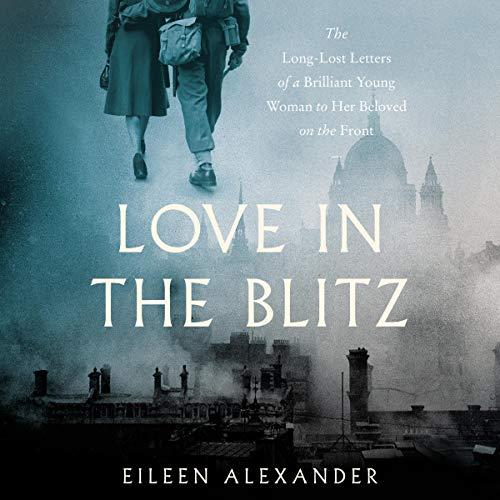 Love in the Blitz audiobook cover art