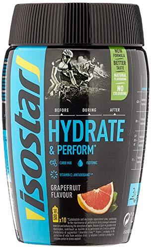 Isostar Hydrate & Perform Grapefruit Fresh, 6 Dosen a 400g