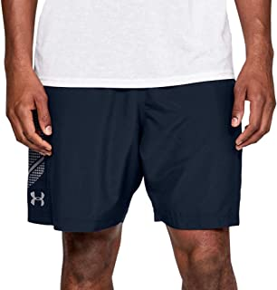 Under Armour mens Woven Graphic Short Shorts (pack of 1)