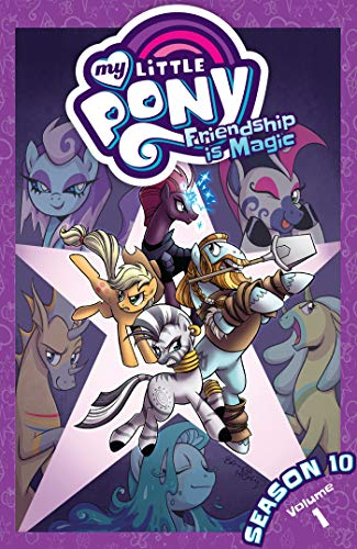 My Little Pony: Friendship is Magic Season 10, Vol. 1 (MLP...