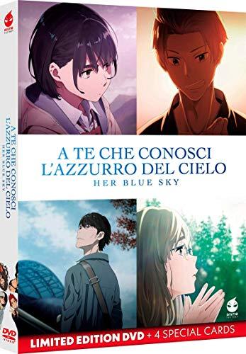 A Te Che Conosci L'Azzurro Del Cielo – Her Blue Sky (Edizione Limitata DVD + 4 Card) (Limited Edition) ( DVD)