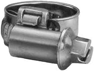 Stainless Steel Trident Marine 710-1000 Non Perforated Worm Gear Clamp