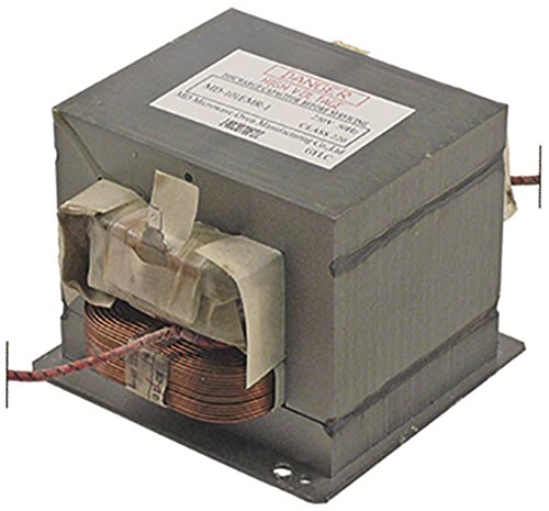 HV–Transformador de MD de 101emr de 1para microondas 50Hz Primario 230V Clase 220