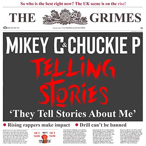 Telling Stories (feat. Chuckie P) [Explicit]