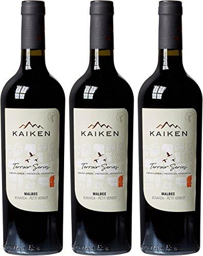 Kaiken Terroir Series Corte Malbec 2017 trocken (3 x 0.75 l)