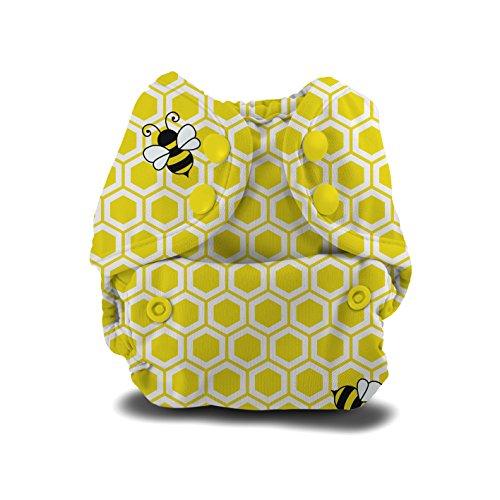 Buttons Cloth Diaper Cover – Newborn Snap (7-12lbs) (Honeybuns)