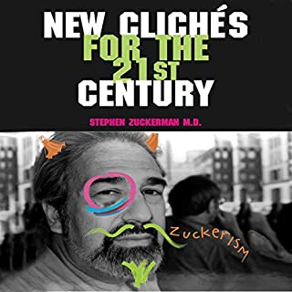 New Clichés for the 21st Century: Zuckerisms audiobook cover art