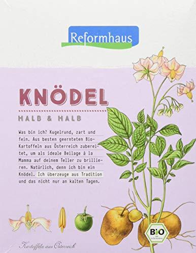 Reformhaus Knödel halb & halb bio, 6er Pack (6 x 360 g)