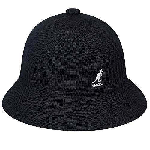 Kangol Headwear Tropic Casual Bob, Noir, (Taille Fabricant: Medium) Mixte