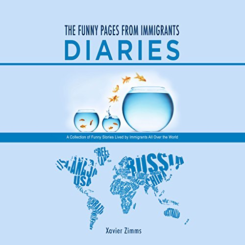 The Funny Pages from Immigrants' Diaries cover art