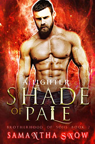 A Lighter Shade Of Pale: A Vampire Pregnancy Romance (Brotherhood Of Sons Book 2) (English Edition)