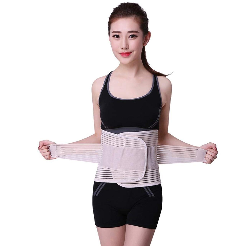 どう?熟考する高原L.P.L 腰痛ベルト サポートベルト 腰 サポーター 姿勢矯正 固定 腰痛コルセット ぎっくり腰 予防 ベルト 調整可能 (Color : Natural, Size : XL)