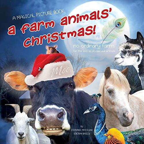 A Farm Animals' Christmas!: No Ordinary Farm