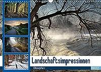 Landschaftsimpressionen Oberpfalz (Wandkalender 2022 DIN A3 quer): Die besondere Lichtstimmung begeistert den Betrachter. (Monatskalender, 14 Seiten )