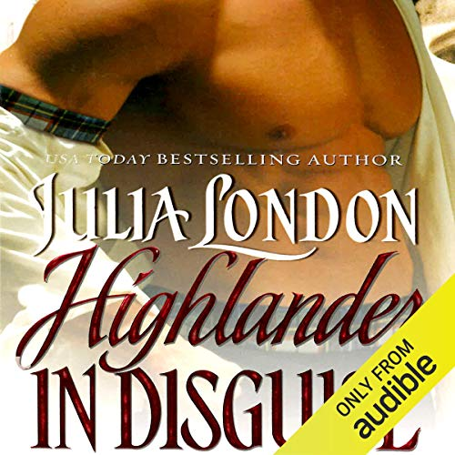 Highlander in Disguise cover art