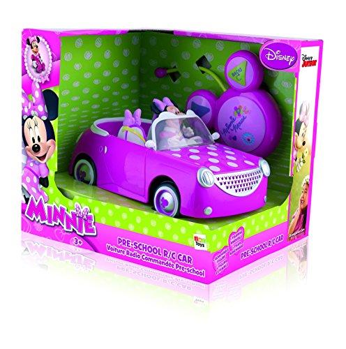 IMC Toys Voiture Radio-commandé Minnie Maison de Mickey RC Convertible
