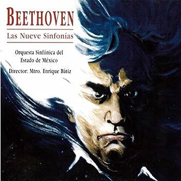 Beethoven: Las Nueve Sinfonias