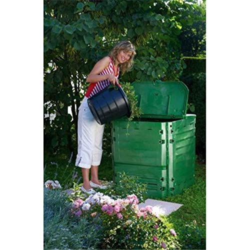 Fantastic Deal! TWWT 240 Gal. 900 Compost Bin - Green