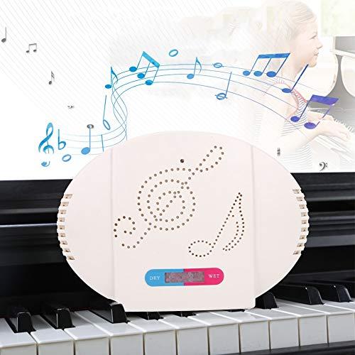 Draagbare piano luchtontvochtiger mini oplaadbare luchtontvochtiger draagbare luchtdroger, die vocht absorbeert luchtontvochtiger voor piano EU-stekker 100-240V