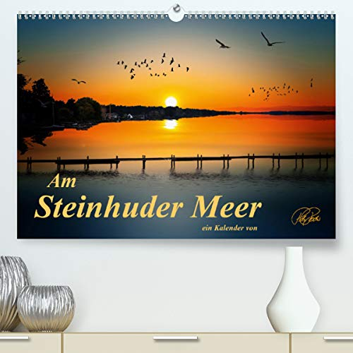 Am Steinhuder Meer (Premium, hochwertiger DIN A2 Wandkalender 2021, Kunstdruck in Hochglanz)