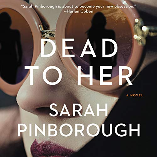 Dead to Her audiobook cover art