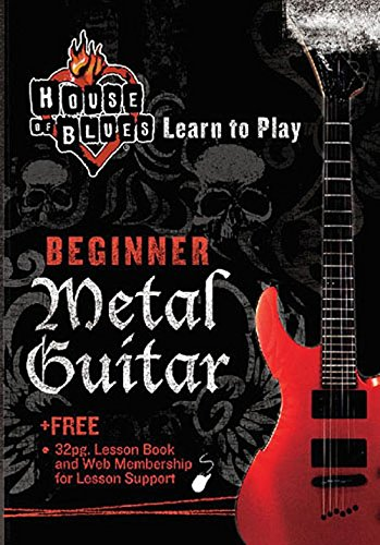 House of Blues Beginner - Metal Guitar [Instant Access] (Blues Masters The Very Best Of Johnny Guitar Watson)