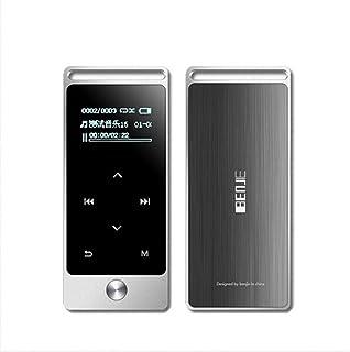 1.8 pulgadas Pantalla Sonido HIFI Wodgreat Reproductor de m/úsica de 8GB para ni/ños con MP4 Altavoz incorporado con ranura para tarjeta SD Admite hasta 128GB