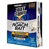 Hot Shot 2030W Roach Bait, Pack of 1, clear