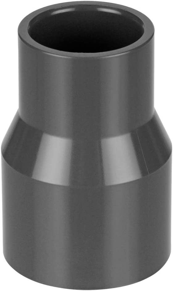 REKUBIK PVC-U Reduziermuffe 2X Klebemuffe Gr/ö/ße 25//20mm x 16mm