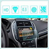 Maiqiken for Lincoln MKC MKZ Continental MKS MKT MKX 8 Inch 175×105MM Navigation Screen Protector Touch Screen Display Film 9H Hardness Anti Glare Anti Scratch GPS Screen Protector Foils