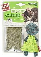 ギグウィ (GiGwi) 猫用おもちゃ キティーバッグ フロッグ