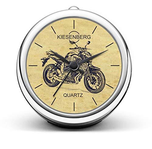 KIESENBERG Design Orologio da Tavolo Regalo per MT 07 Fan Clock T-20415
